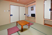 Japanese 6 Tatami Room without private bathroom